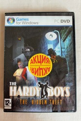 Игровой диск The Hardy boys: The hidden theft